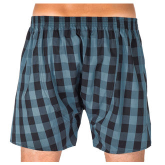 Men's Boxer Shorts HORSEFEATHERS - SIN - SMOKE BLUE, HORSEFEATHERS