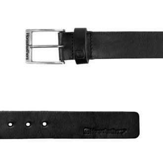 Belt HORSEFEATHERS - DUKE - BLACK, HORSEFEATHERS