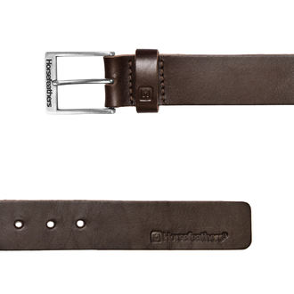 Belt HORSEFEATHERS - DUKE - BROWN, HORSEFEATHERS