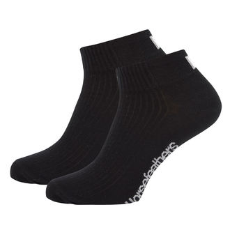 Socks HORSEFEATHERS - BAY - Black - AA735D