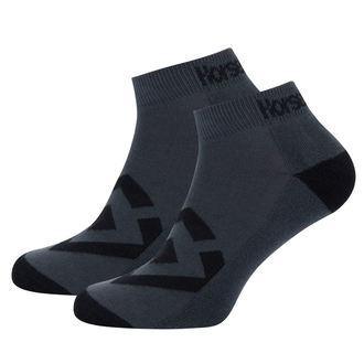 Socks HORSEFEATHERS - NORM - Gray, HORSEFEATHERS