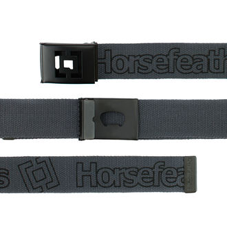 belt HORSEFEATHERS - IDOL - GRAY, HORSEFEATHERS