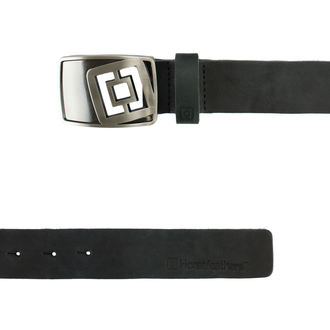 Belt HORSEFEATHERS - ARLEN - BRUSHED BLACK, HORSEFEATHERS