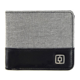 Wallet HORSEFEATHERS - TERRY WALLET - HEATHER GRAY, HORSEFEATHERS