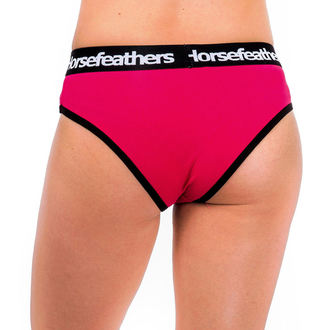 women´s panties HORSEFEATHERS - VESNA - MINERAL RED, HORSEFEATHERS