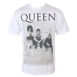 t-shirt metal men's Queen - STAIRS - BRAVADO, BRAVADO, Queen