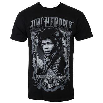 t-shirt metal men's Jimi Hendrix - AUTHENTIC HENDRIX - BRAVADO, BRAVADO, Jimi Hendrix