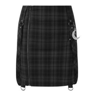 Women's skirt KILLSTAR - Adele - TARTAN - KSRA001145