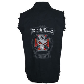Men's sleeveless shirt (vest) FIVE FINGER DEATH PUNCH - LEGIONARY - RAZAMATAZ, RAZAMATAZ, Five Finger Death Punch