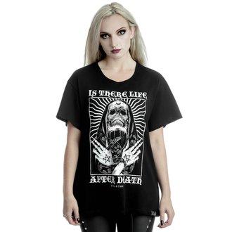 t-shirt women KILLSTAR - Afterlife Relaxed - BLACK, KILLSTAR