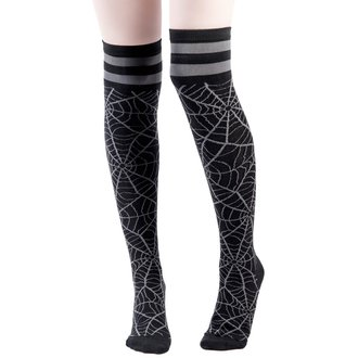 Over-the-Knee socks KILLSTAR - All Caught Up, KILLSTAR