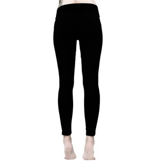 Women's trousers (leggings) KILLSTAR - Amulet - BLACK, KILLSTAR