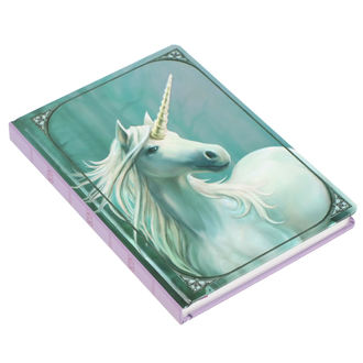 Writing notebook ANNE STOKES, ANNE STOKES