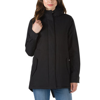 winter jacket - ADDISON II PARKA - VANS, VANS