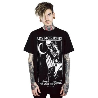 Men's t-shirt KILLSTAR - Ars Moriendi - BLACK
