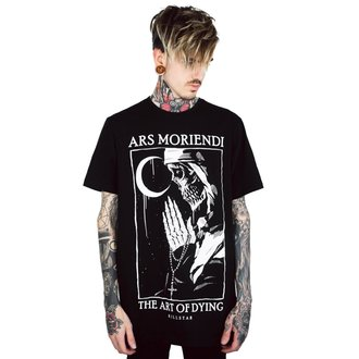 Men's t-shirt KILLSTAR - Ars Moriendi - BLACK