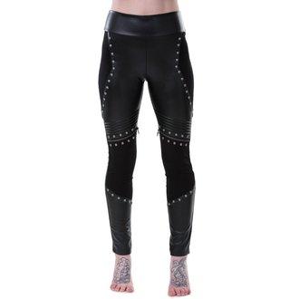 Women's Leggings KILLSTAR - ASGARD - BLACK - K-LEG-F-2876