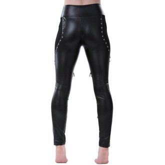Women's Leggings KILLSTAR - ASGARD - BLACK, KILLSTAR