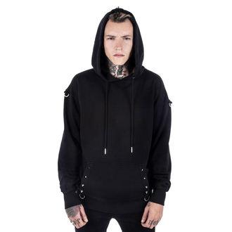hoodie unisex - Asmodius Bat - KILLSTAR, KILLSTAR