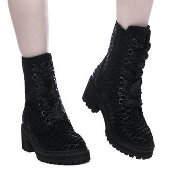 wedge boots women's - Atlantis Combat - KILLSTAR