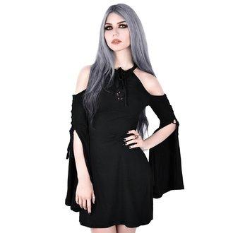 Women's dress KILLSTAR - AURA MAIDEN - BLACK, KILLSTAR