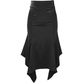 Women's Skirt KILLSTAR - AZUMI - BLACK, KILLSTAR