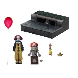 Set of accessories IT - Stephen King - Pennywise - NECA45458
