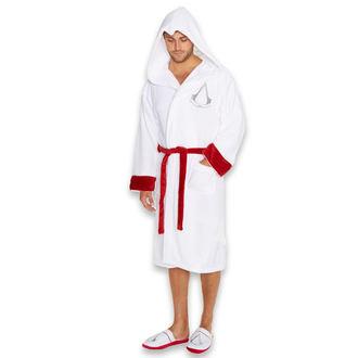 Bathrobe Assasins Creed - White Logo, NNM