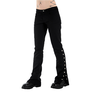 pants women Black Pistol - Button Hipster Denim (Black), BLACK PISTOL