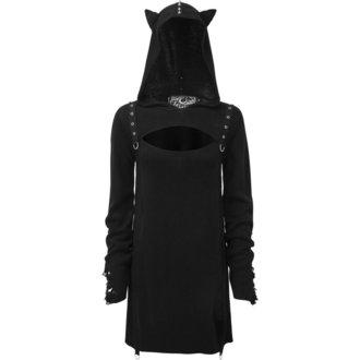 Women's sweater KILLSTAR - Bad Kitty - BLACK
