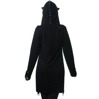 Women's sweater KILLSTAR - Bad Kitty - BLACK, KILLSTAR