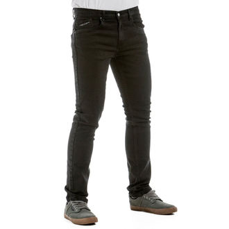 men's pants (jeans) NUGGET - Barker - 1/7/38, B - Black, NUGGET