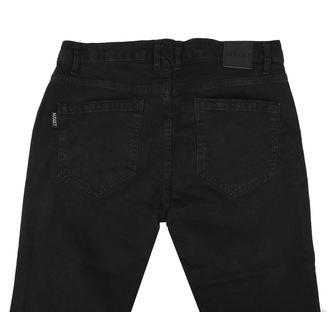 men's pants (jeans) NUGGET - Barker - 1/7/38, B - Black - NG170301073074