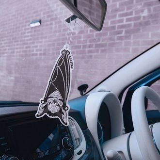 Car air freshener KILLSTAR - Bat - BLACK, KILLSTAR