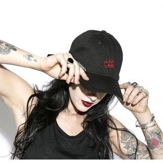 cap BLACK CRAFT - Keep It 666, BLACK CRAFT