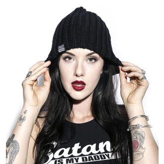 Beanie BLACK CRAFT - Create Your Own Future, BLACK CRAFT