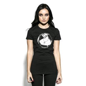 t-shirt women's - Gag Order - BLACK CRAFT - WT025GO