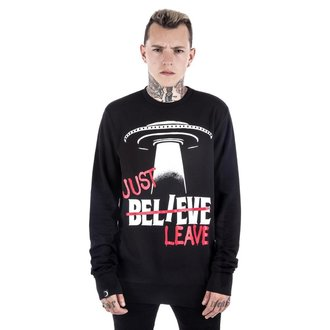 sweatshirt (no hood) men's - Be-Leave - KILLSTAR, KILLSTAR