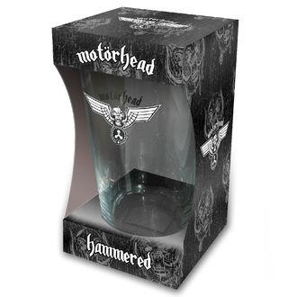 glass Motörhead - HAMMERED - RAZAMATAZ, RAZAMATAZ, Motörhead