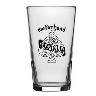 glass Motörhead - ACE OF SPADES - RAZAMATAZ, RAZAMATAZ, Motörhead