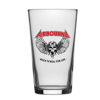 Glass Airbourne - Rock 'N' Roll For Lif - RAZAMATAZ - BG007