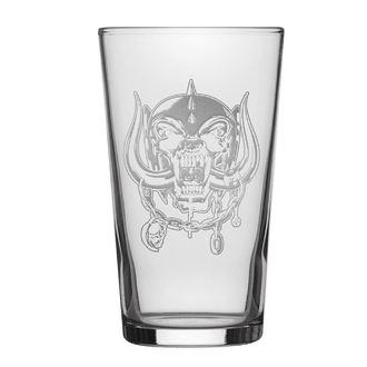 Glass Motörhead - Warpig Etched Print - RAZAMATAZ, RAZAMATAZ, Motörhead