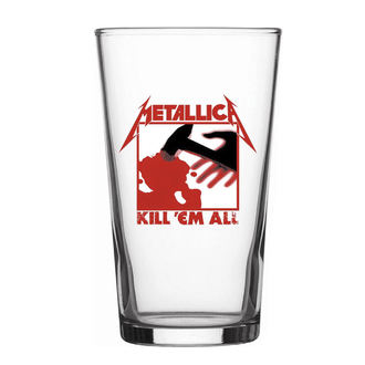 Glass Metallica - Kill Em All - RAZAMATAZ, RAZAMATAZ, Metallica