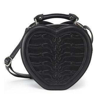 Bag (handbag) KILLSTAR - Black Heartz - Black, KILLSTAR