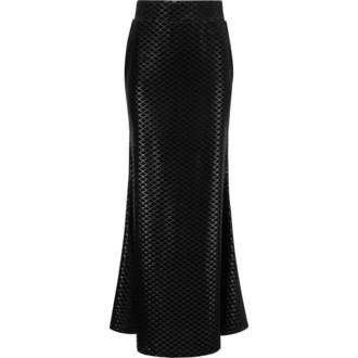 Women's skirtKILLSTAR - Black Sea - BLACK