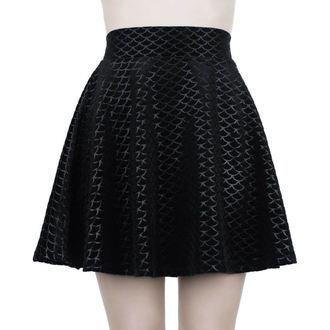 Women's skirt KILLSTAR - Black Sea - BLACK, KILLSTAR