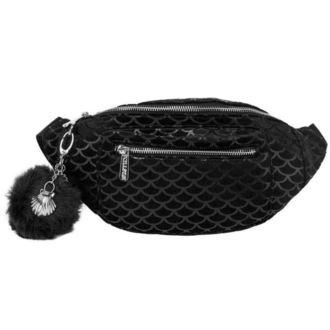 Hip pack (bag) KILLSTAR - Black Sea - BLACK, KILLSTAR