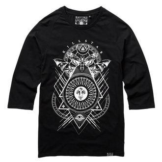 t-shirt women's - BLACK SUN - KILLSTAR