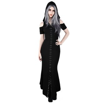 Women's dress KILLSTAR - Blazing Maxi - BLACK, KILLSTAR