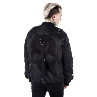 bunda unisex (bomber) KILLSTAR - Blitz Team - Black - K-JKT-M-2652